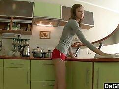 Mujer caliente ver videos mexicanos xxx en la cocina